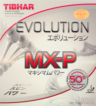 Obloga Evolution MX-P 50°